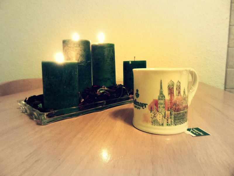 Candlelightteatime